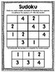 Spring Sudoku Freebie