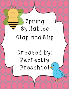 Spring Syllables