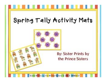 Spring Tally Mats