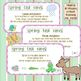 Spring Task Cards  -  1-3rd - Common Core Aligned