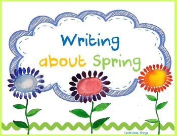 Spring Themed Writing Packet