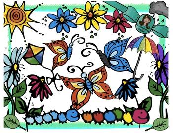 Spring Things Clip Art!