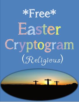 Spring Time & Easter Fun Free Cryptogram