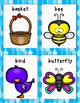Spring Time- Parts of Speech Literacy Activity
