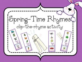 Spring-Time Rhymes