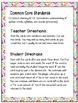Spring Treats Phonics: Ending Digraphs Pack