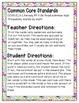 Spring Treats Sight Words! First Grade List Edition