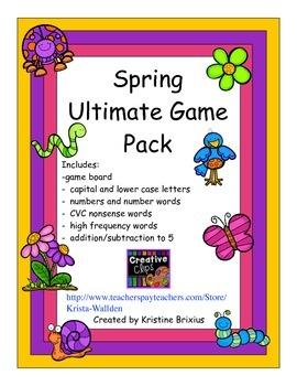 Spring Ultimate Game Pack