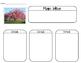 Spring Weather Emergent Reader and Comprehension Worksheet