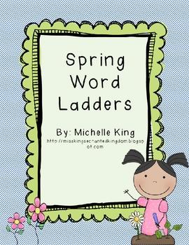 Spring Word Ladders