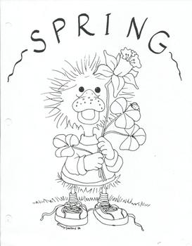 Spring Work Packet
