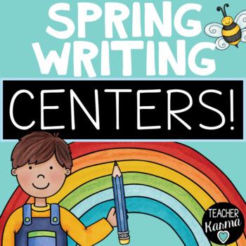 Spring Writing Centers: Idea Development ~ BME ~ Beginning