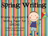 Spring Writing Organizer and Paper
