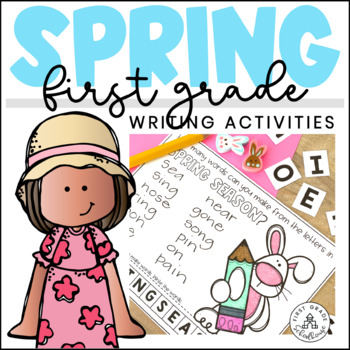 Spring Writing for First Grade