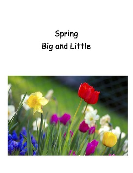 Spring big and small