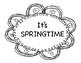 Spring Classroom Door Made Easy - Did you hear the buzzz?