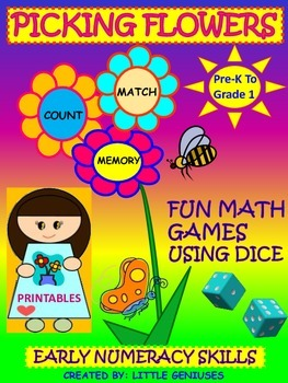 Kindergarten Hands-On Math Games