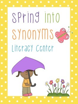 Spring into Synonyms