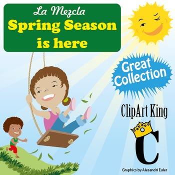 Spring is Here - La Mezcla