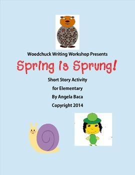 Spring is Sprung Short Story Unit