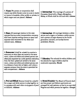SpringBoard English Level 4 (Grade 9) Unit 5 Activity 5 Ji
