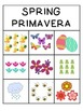 Spring/Primavera Bilingual Math Resource
