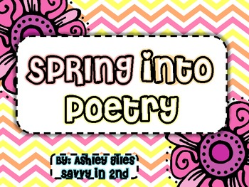 Springing into Poetry!