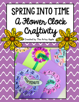 Springing into Time: Craftivity