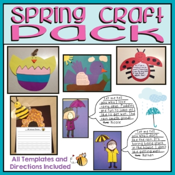 Springtime Craft Pack