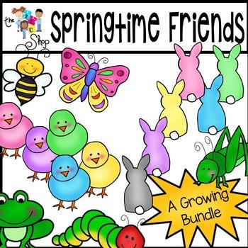 Springtime Friends {A Growing Bundle}