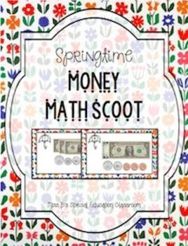 Springtime Money Math Scoot