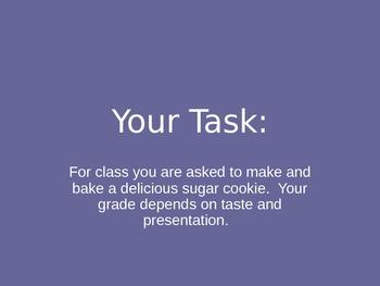Sprinkle it!! Motivational/Grading policy presentation.