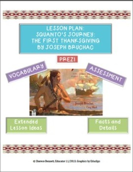 Squanto's Journey: The Story of The First Thanksgiving Les