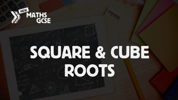 Square & Cube Roots - Complete Lesson