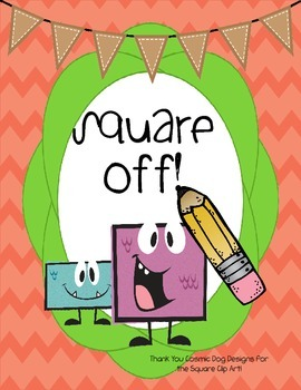 Square Off Game!  Perfect review game for any subject!