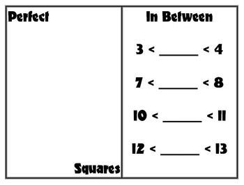 Square Roots Sort