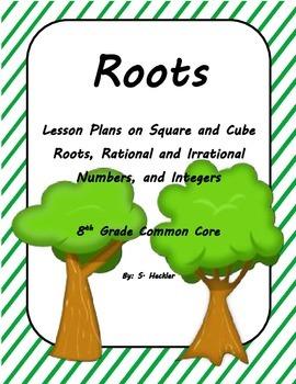 Square and Cube Roots 8th Grade Common Core/Ohio's New Lea