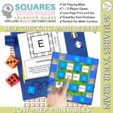 Math Game Squares Your Brain™ 3rd Grade