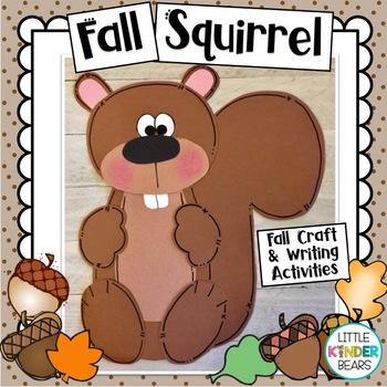Squirrel Fall Craft