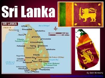 Sri Lanka PowerPoint