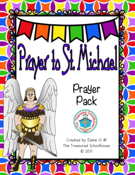 St. Michael the Archangel Prayer Pack