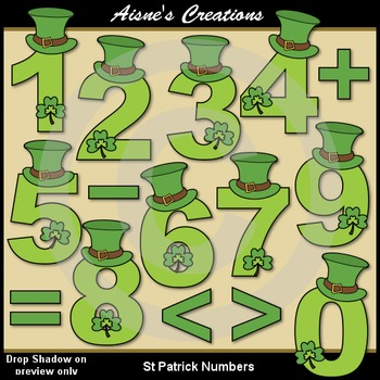 St Patrick Numbers