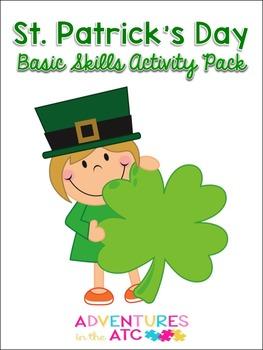 St. Patrick's Basic Skills Activity Pack
