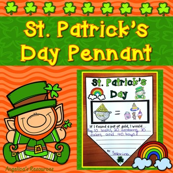 St. Patrick's Day Pennant