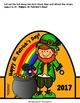 St. Patrick's Day Pot-O-Gold Hat {Freebie}
