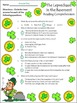 St. Patrick's Day Activities: The Leprechaun in the Baseme