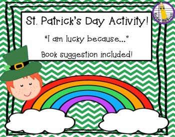 St. Patrick's Day Activity Free