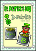 St.Patrick's Day Addition Math Centers Kindergarten