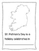 St Patrick's Day Booklet - Nonfiction All About Writing