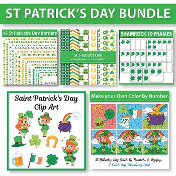 St Patrick's Day Bundle #filluponluck